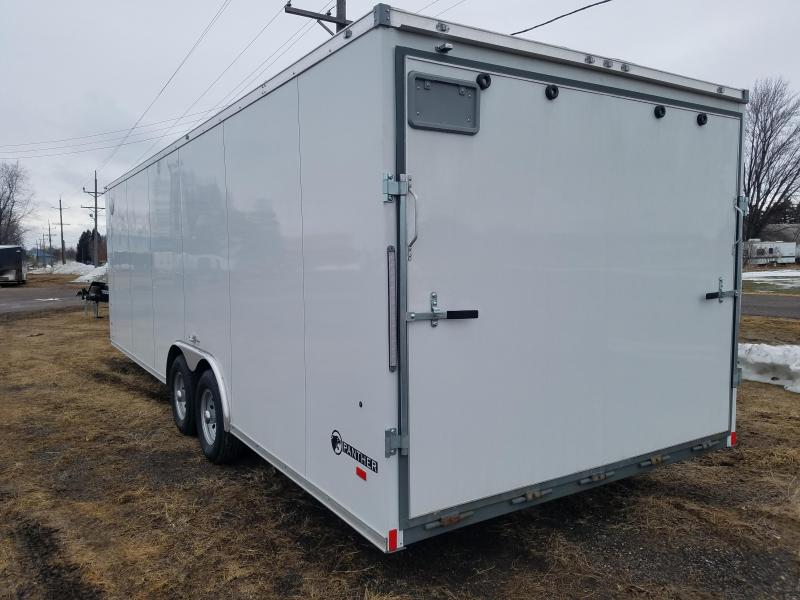 Sparks  8.5'X24' Enclosed Cargo Trailer