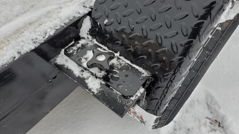 Sparks 20' Car Hauler with 52k axles
