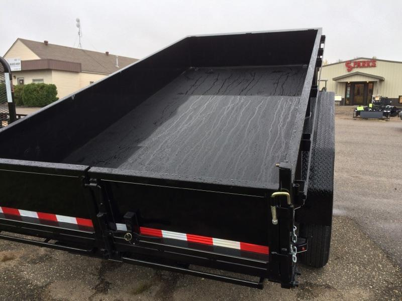 "Sparks 82"" X 14'  Dump Trailer  We Deliver !!"