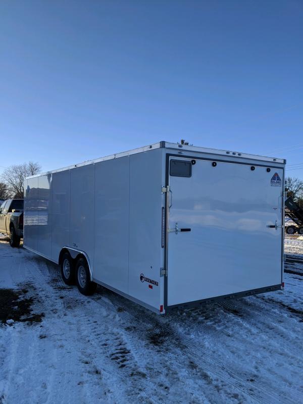 Doolittle  8.5'X24' Enclosed Cargo Trailer