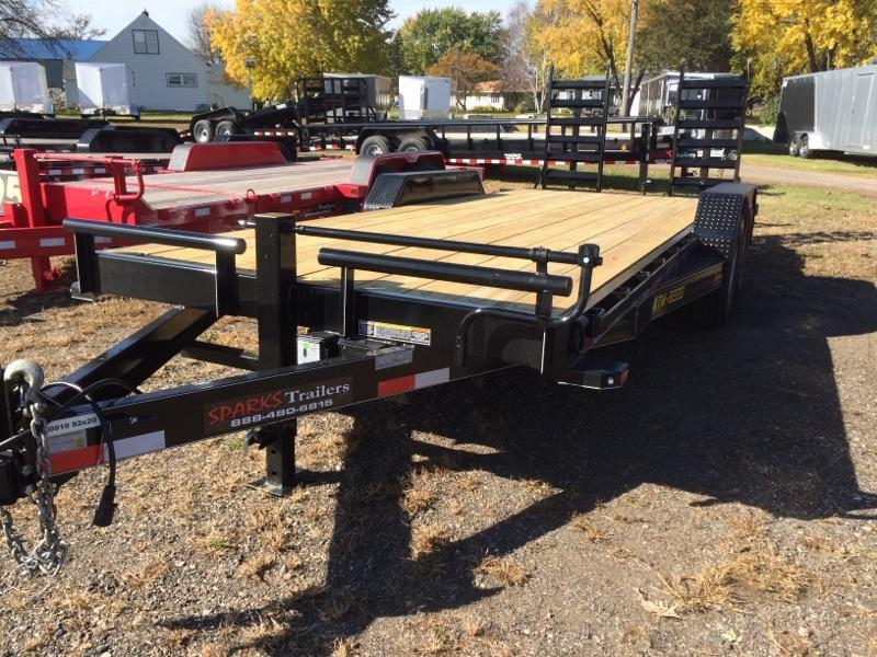 SPARKS Extreme 20' Skidsteer Trailer  WE Deliver!!