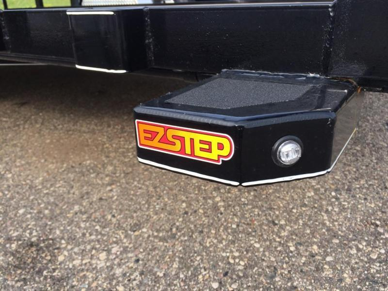 SPARKS 12' Solid Side Utility Trailer  We Deliver !!