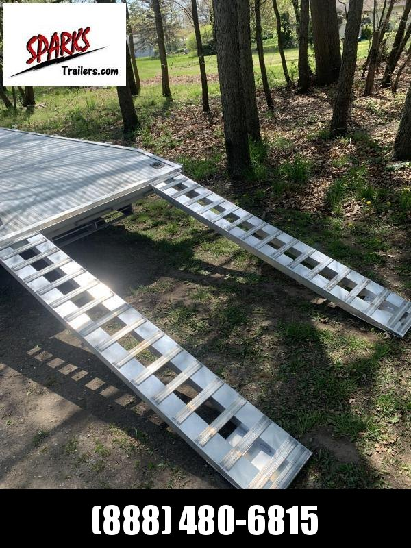 2021 Other 8' Aluminum ramp Accessories