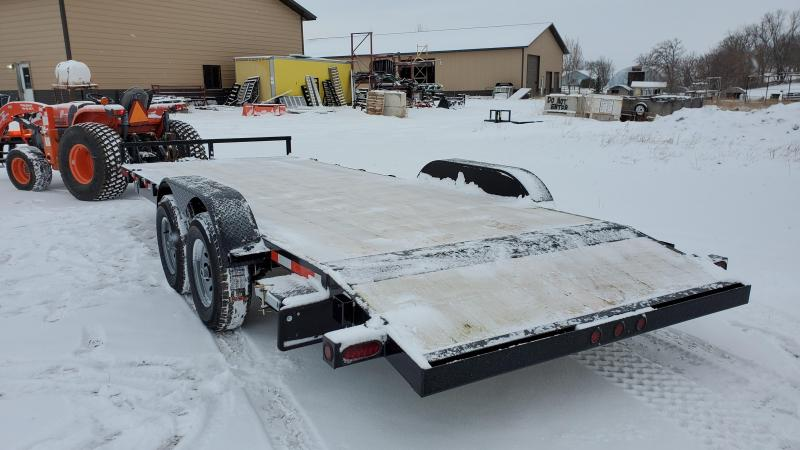 Sparks 20' Car Hauler with 52k axles