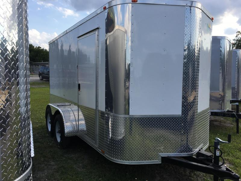2021 Arising 6x12 Tandem Axle Enclosed Cargo Trailer