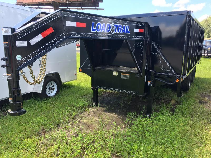 2021 Load Trail 8.5x18 Gooseneck Dump Trailer