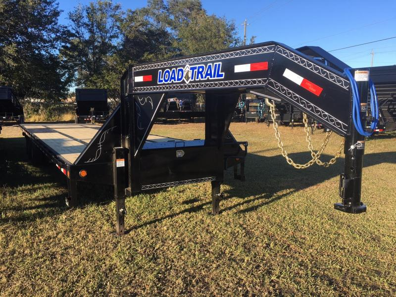 2019 Load Trail 32 Low-Pro GN Hyd. Dove Equipment Trailer