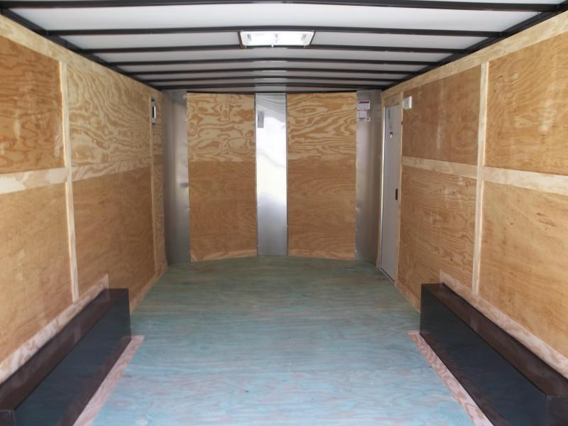 2020 Arising 8.5x20 Tandem Axle Enclosed Cargo Trailer