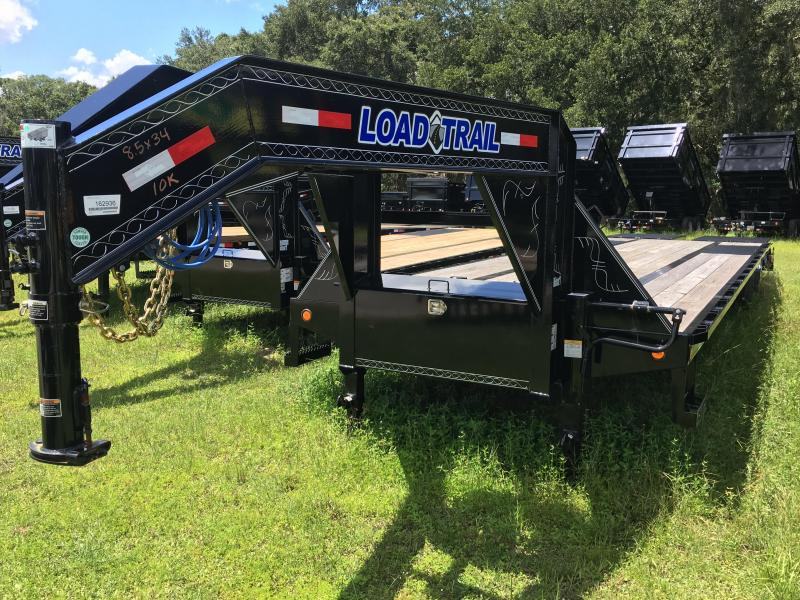 2019 Load Trail 8.5x34 Gooseneck Equipment Trailer