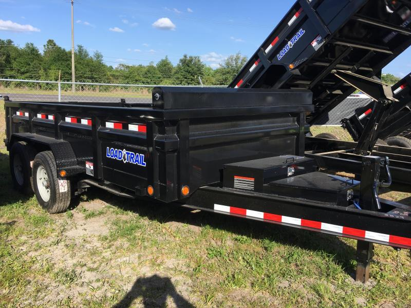 2021 Load Trail 7x14 Heavy Duty Dump Trailer