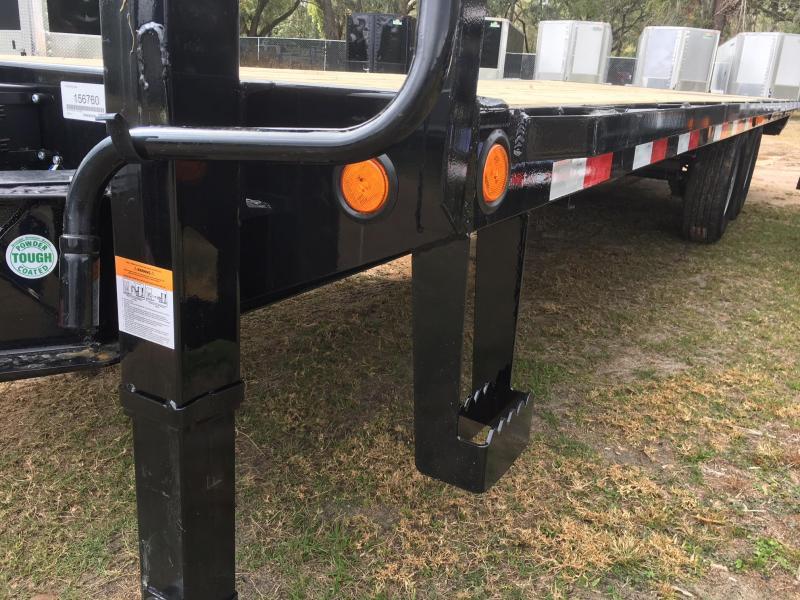 2021 Load Trail 102x24 Straight Deck Equipment Trailer