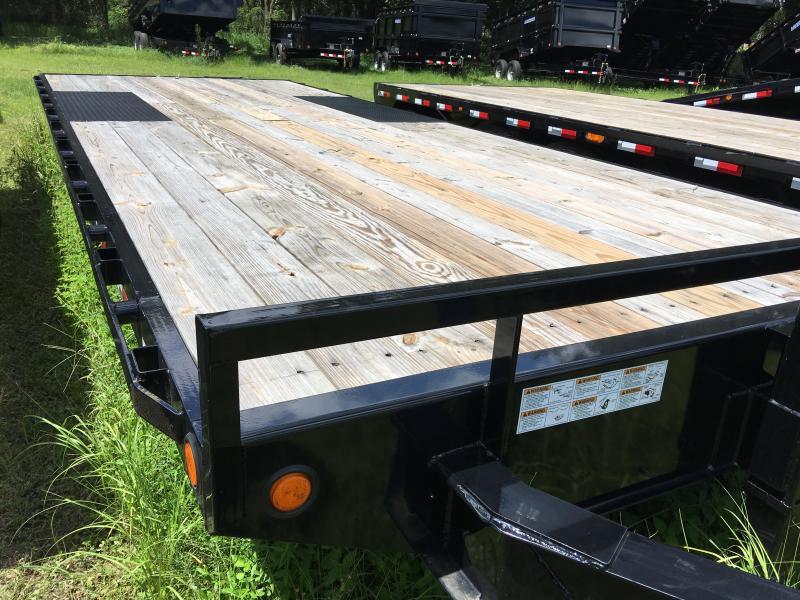 2021 Load Trail 8.5x22 Pintle Equipment Trailer