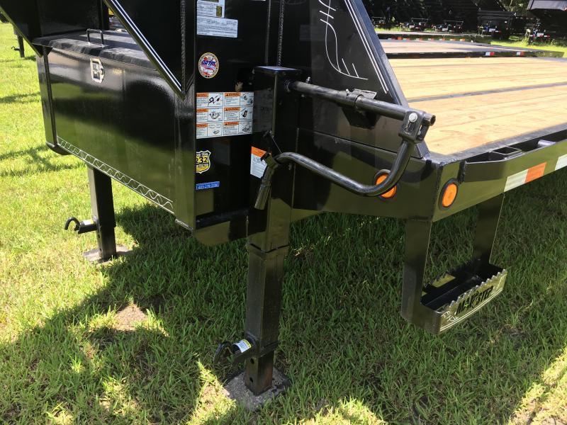2019 Load Trail 8.5x36 Gooseneck Equipment Trailer