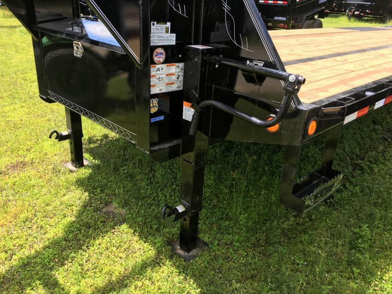 2019 Load Trail 8.5x32 Gooseneck Equipment Trailer