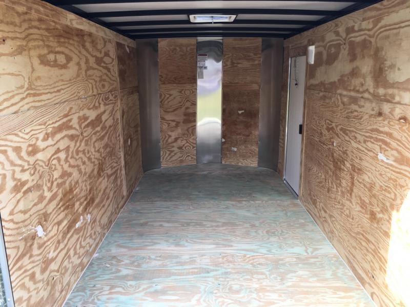 2021 Arising 7x12 Tandem Axle Enclosed Cargo Trailer