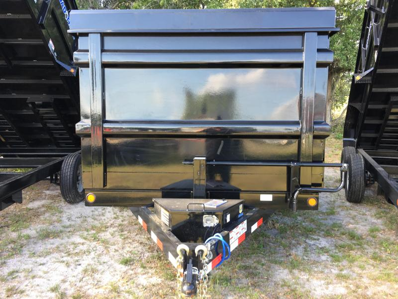 2021 Load Trail 7X14 Dump Trailer (4ft Sides)