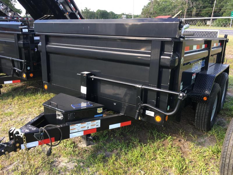2021 Load Trail 7x10 Dump Trailer w/ 5K