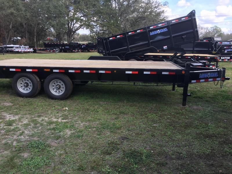 2019 Load Trail 8.5x20 Equipment Trailer