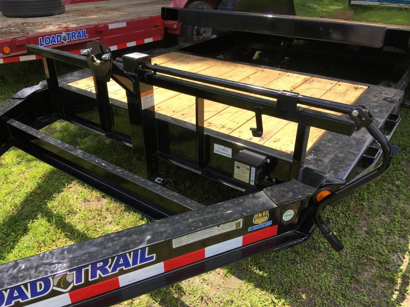 2019 Load Trail 7x20 Tilted Equipment Trailer