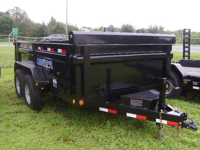 2021 6x12 Load Trail Dump Trailer