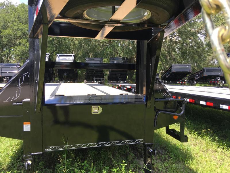 2021 Load Trail 8.5x30 Gooseneck Equipment Trailer