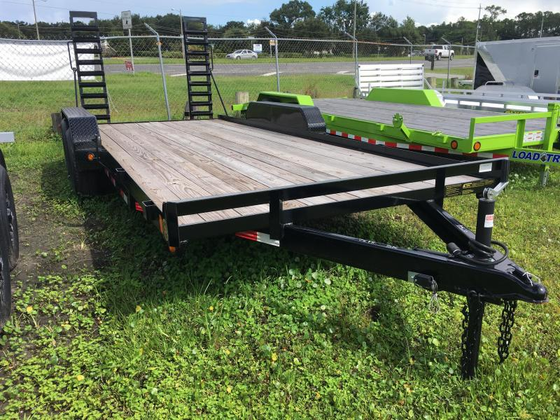 2018 Gatormade Trailers 7x18 Equipment Trailer