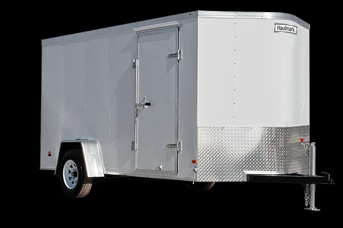 2020 Haulmark PPT6X12DS2 Enclosed Cargo Trailer