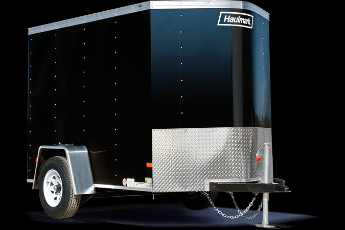 2019 Haulmark PPT5X8DS2 Enclosed Cargo Trailer