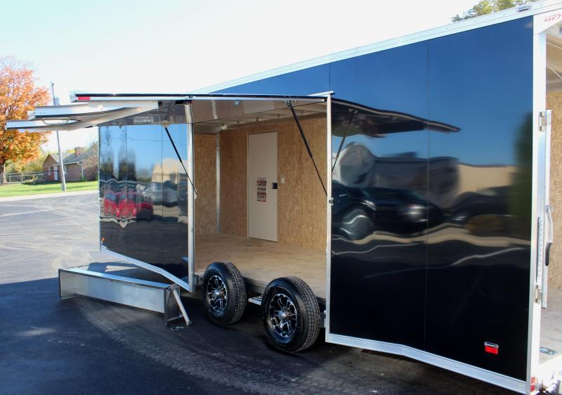 <b>SALE PENDING </b> 24' Extreme Lite Aluminum Frame Removable Wheel Well & Rear Wing