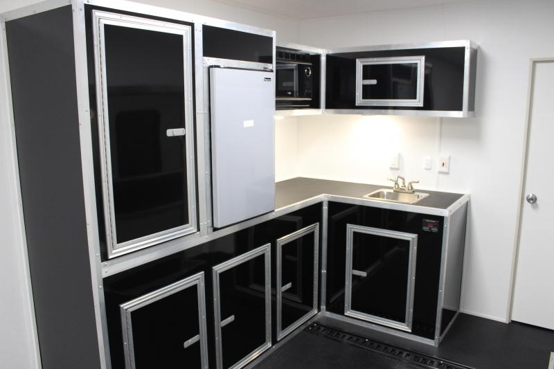 <b>NOW AVAILABLE</b> 2020 40' Millennium Silver GN Mini LQ w/ Refrig/Microwave/Sink