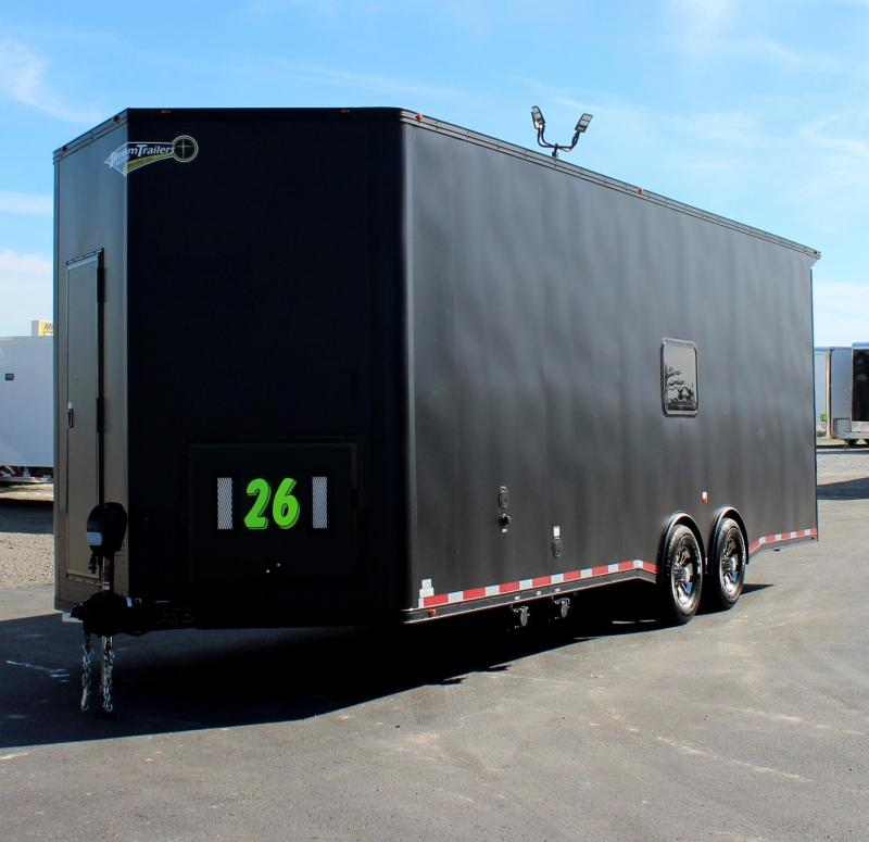 <b>WEEKLY SPECIAL</b> The Perfect For LQ for Side-by-Sides Sleeps up to 6 2021 26' Millennium Silver Loaded Out!