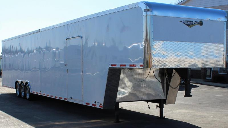 <b>IN PRODUCTION SALE SAVE $1000</b>  2021 Millennium Trailers Auto Master Car / Racing Trailer
