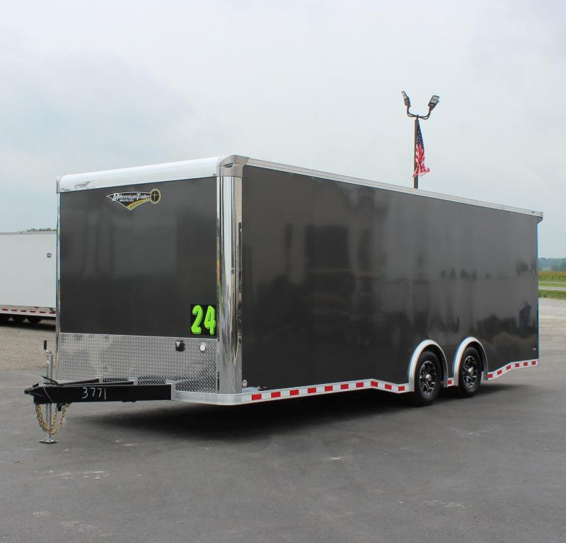 2021 24' Millennium Extreme Race Trailer LOADED