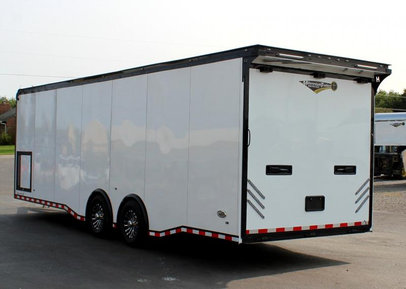 2021 EDGE TURBO PACKAGE BLACK OUT  CAR TRAILER