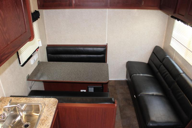 "<b>ALL 2020's BLOW-OUT SALE</b> NOW $40399 34' Millennium 12'XE Living Quarters 21' 6"" Cargo Area /12"" Ext High"