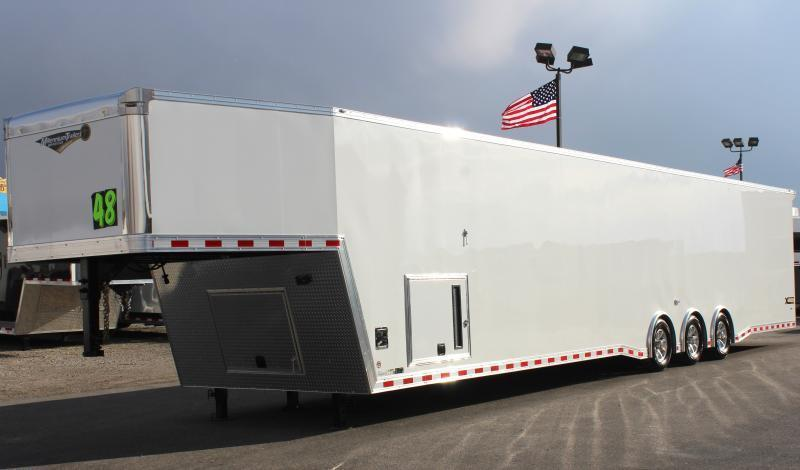 <b>4th of July Mega Sale</b> 2020 48' Millennium Extreme Gooseneck with Tapered Nose and Loaded Out!