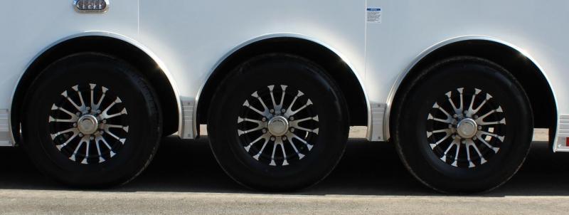 2020 44'  Millennium Auto Master Gooseneck LOADED w/SUPER STOCK PKG!