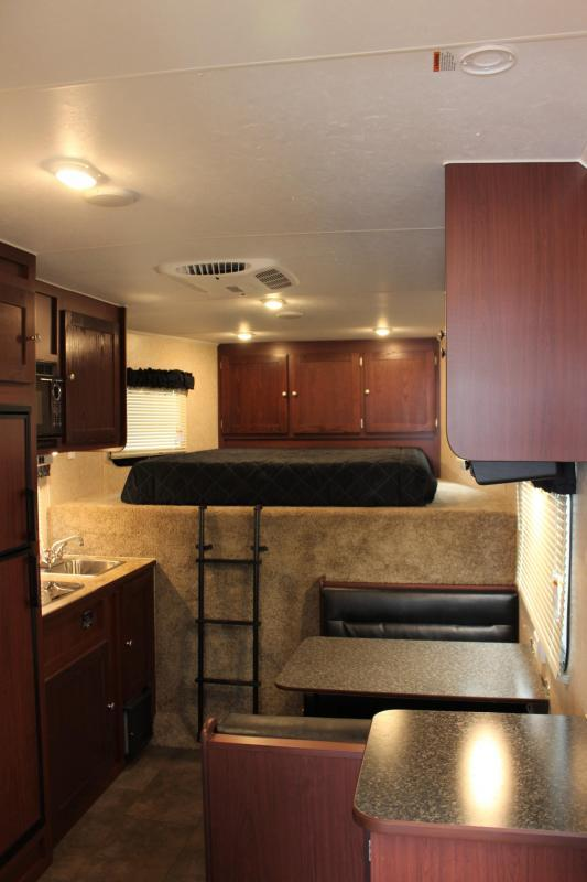2021 44' Millennium GN Living Quarters w/12' Dinette Layout + 8'GN & Large Bath!