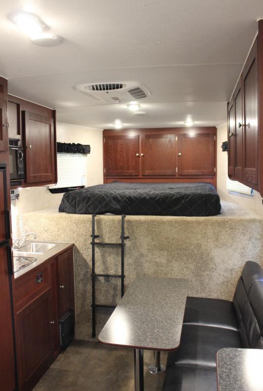 <b>READY DEC.</b> 44' 2022 Millennium Living Quarters 12' Sofa +8'/Large Bath w/Large Corner Shower Tapered Nose