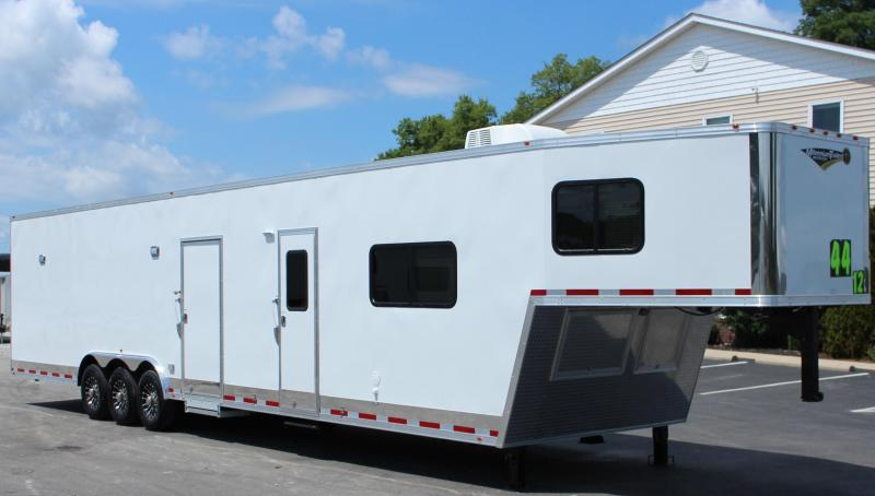 IN PRODUCTION LQ w/LARGE BATH 2021 44' Millennium Living Quarters w/12' Dinette Living Quarters