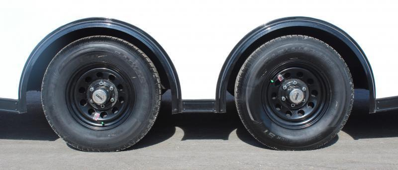 <b>READY 6/30</b> 24' Millennium Scout Black Out Pkg. w/Spread Torsion Axles & Lighted Rear Wing