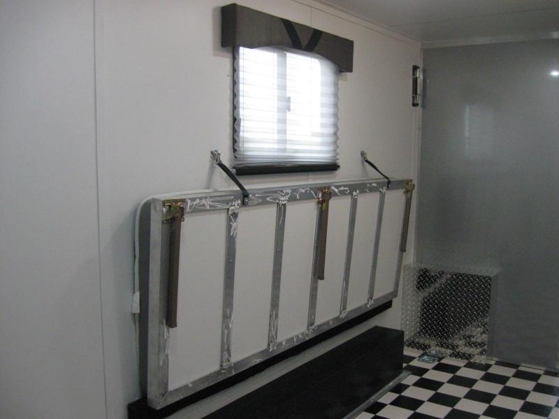 24'  Millennium Auto Master with Living Quarters Diamond Ice Cabinets
