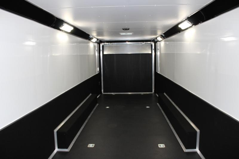 <b>BLOW-OUT & SUPER LOADED</b>  2021 32' Millennium Extreme 3/6K Triple Spread Axles/Rear Wing w/Lights & Sony Stereo