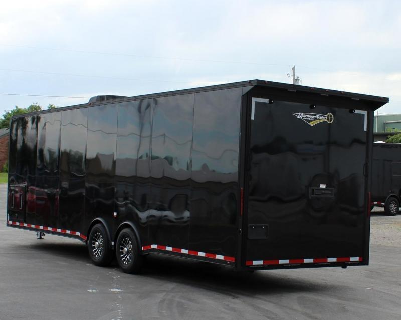 <b>SOLD & MAKING MORE!</b> WOW! BLACK-OUT PACKAGE/ REAR SPOILER  2021 30' Millennium Platinum