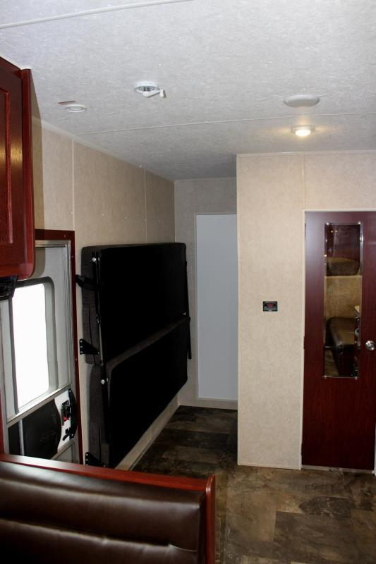 <b>In Production</b> 2021 53' Millennium Silver 16' Bunk Living Quarter Sleeps 8 Large Bathroom