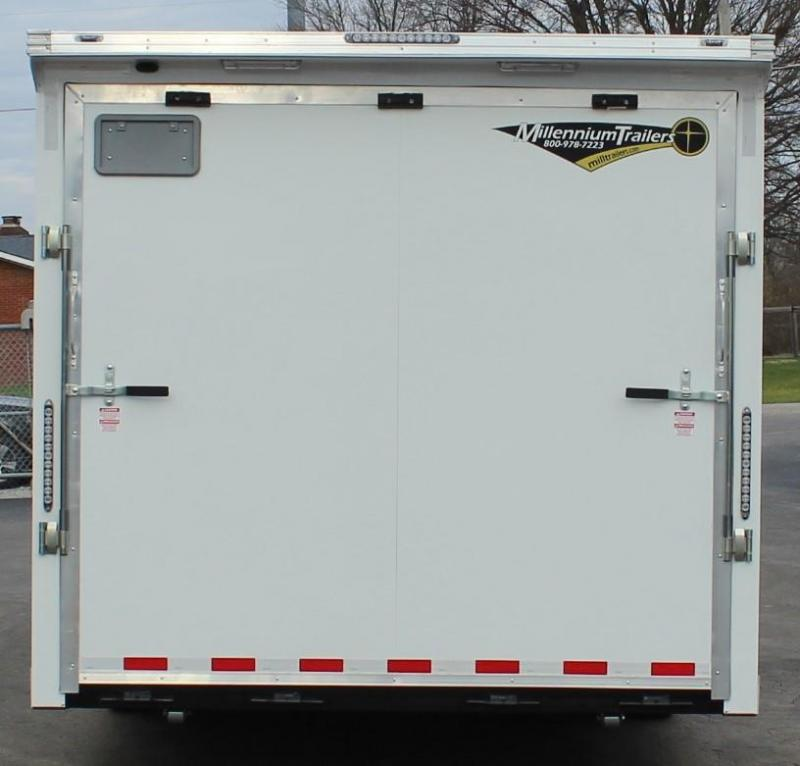 <b>WEEKLY SPECIAL 3 COLOR CHOICES</b>  2021 28' Millennium Extreme w/E-Z Exit Large Escape Door w/Removable Wheel Well