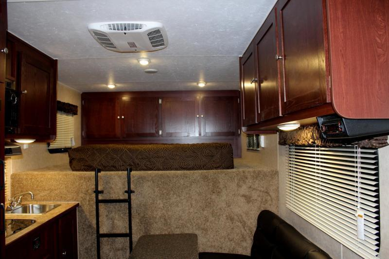 <b>BLOW-OUT PRICING!</b>  2021 40' Millennium Silver Enclosed Gooseneck Trailer w/12' Sofa Living Quarters/King Size Bath