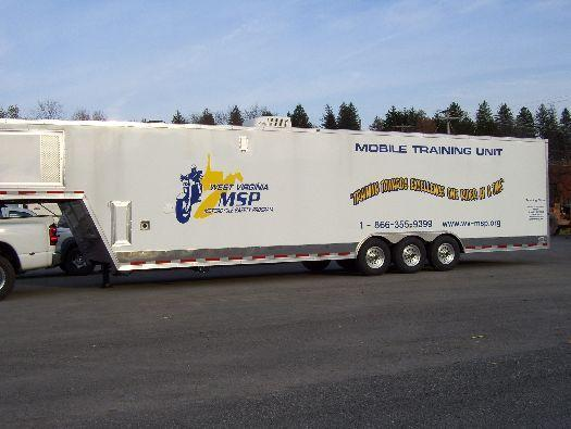 Millennium Trailers Custom Enclosed Gooseneck Classroom Trailer