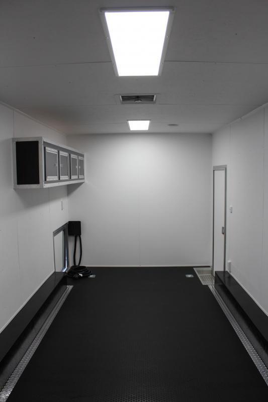 <b>IN PROCESS SPECIAL</b> 40' 2022 Millennium Gooseneck Trailer w/12' Sofa Living Quarters/King Size Bath