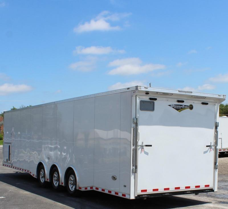 <b>IN PROCESS SPECIAL DUE DEC</b>  34' 2022 Millennium Extreme Spread Axle/Wing/Loaded